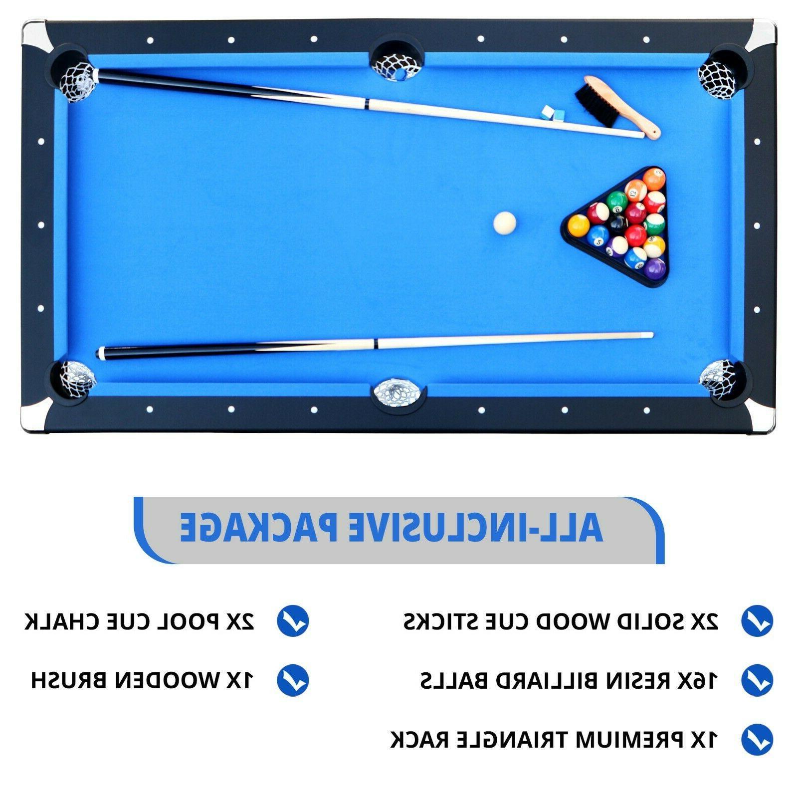 RACK Bolton Billiard/Pool Table