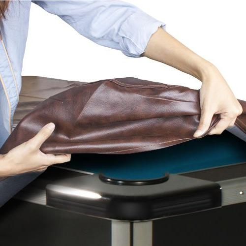 Felson Brown Table Cover