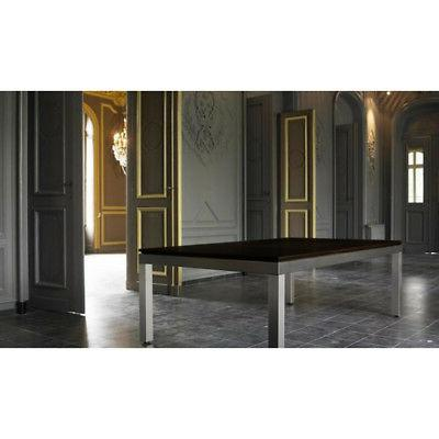 w Lacquer Fusion Table w Benches