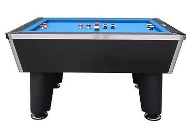 BUMPER TABLE BLACK ~SLATE~PROFESSIONAL~COMMERCIAL