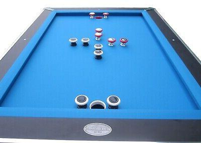 BUMPER POOL in BLACK ~SLATE~PROFESSIONAL~COMMERCIAL