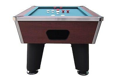 BUMPER POOL TABLE in CHERRY~SLATE~PROFESSIONAL~COMMERCIAL