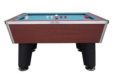 BUMPER CHERRY~SLATE~PROFESSIONAL~COMMERCIAL BILLIARDS