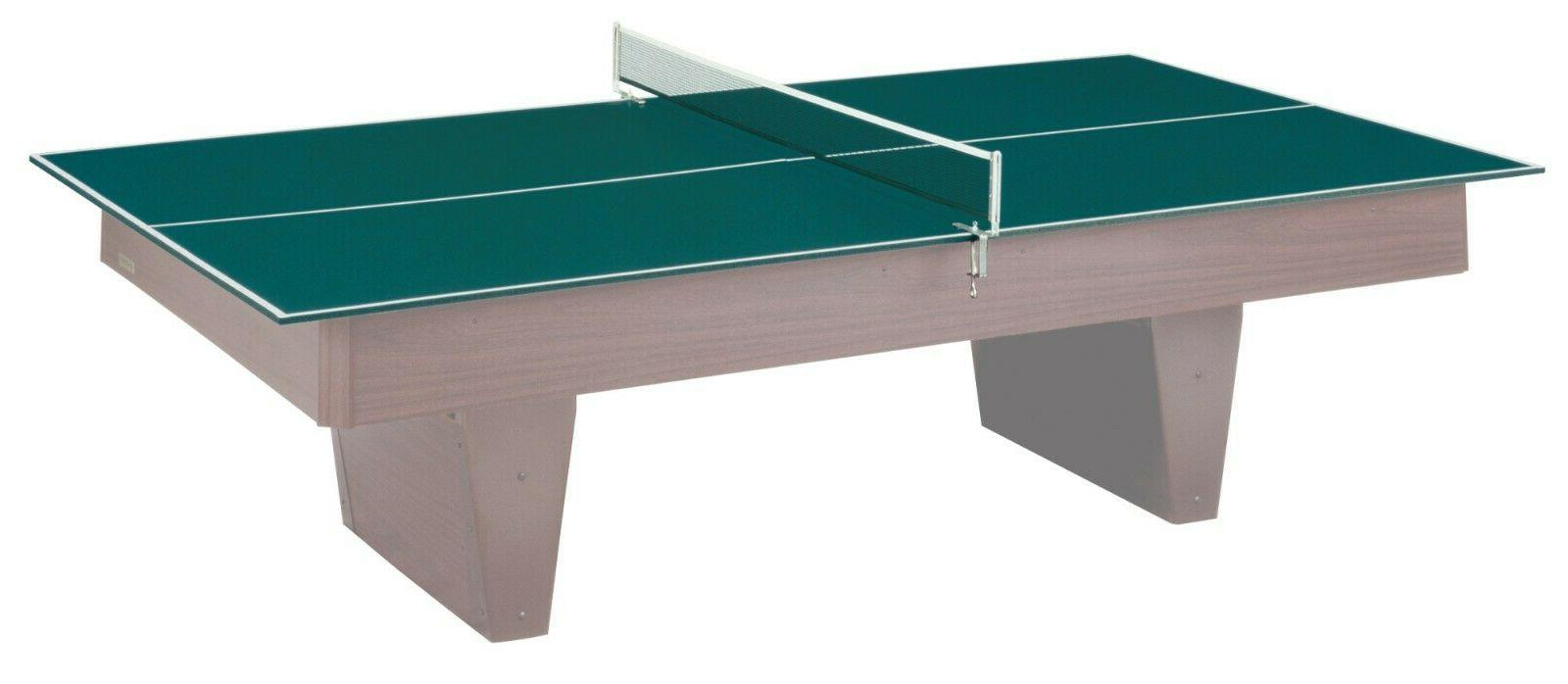 duo table tennis conversion top to convert