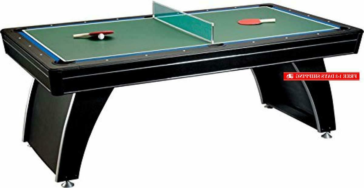 3-in-1, (Billiards, Slide Hockey Tabl