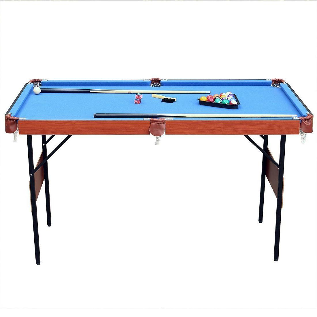 Indoor Folding Pool Billiard Gift