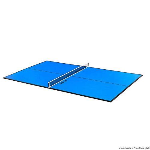 indoor table tennis conversion