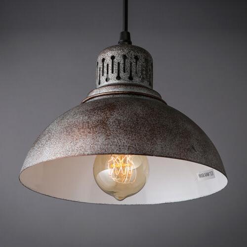Industrial Pendant Lighting / Table