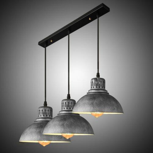 industrial loft barn pendant lighting billiard pool