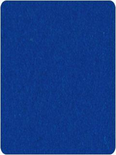 Championship Invitational 7' Electric Blue Pool Table Felt