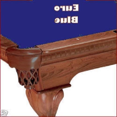 invitational teflon euro blue billiard