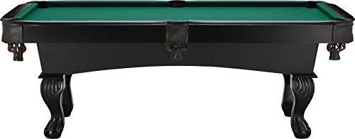 Fat 7-Foot Billiard/Pool Table Eagle Claw Legs