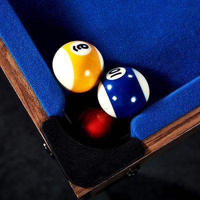 Lancaster 1 Billiard Slide Hockey Foosball Game Table