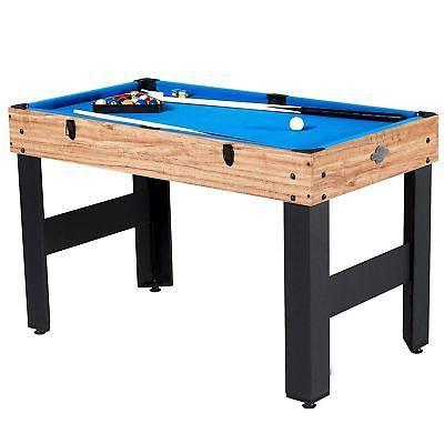 "Lancaster 48"" in 1 Pool Billiard Hockey Game Table"