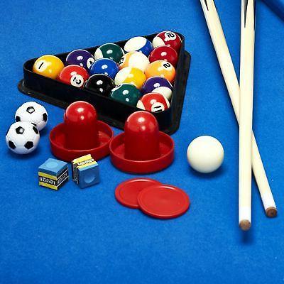 Lancaster 3 Hockey Foosball Combo Game