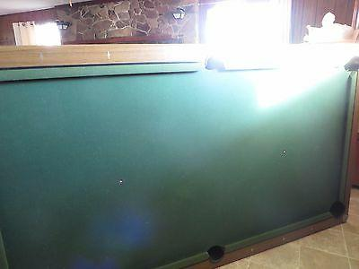 large professional pool table 8ft long