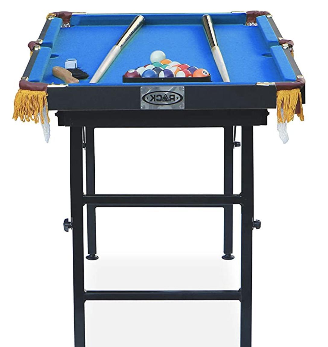 Rack Leo Billiard/Pool Table
