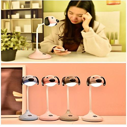 Amyove Lovely Touch Sensor Lamp with 2 Light Color Decoration
