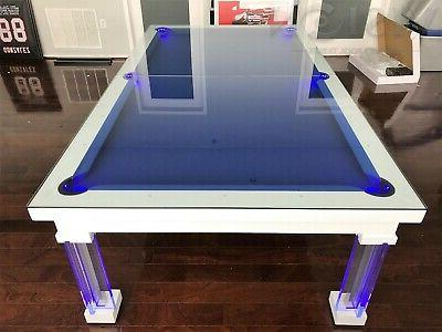 LUXURY TABLE Billiard Dining Fusion 7 ft