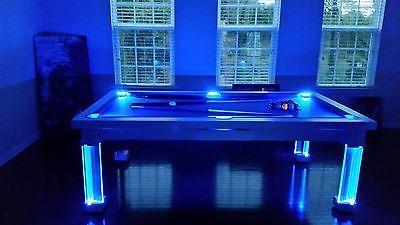 LUXURY DINING POOL TABLE Billiard Dining Desk Fusion ft