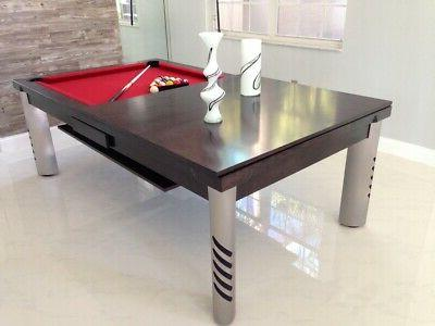LUXURY DINING POOL TABLE VISION Fusion ft