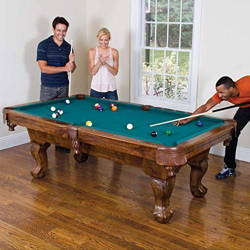 EastPoint Sports Pool Table - - 87 Features with Built-in