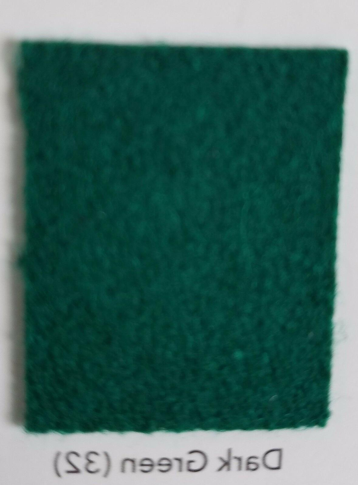 Championship Pool Table Cloth Felt You Choose and