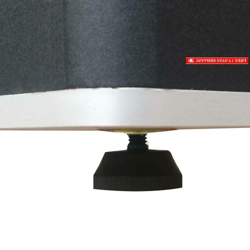 Hathaway Table, Black/Red