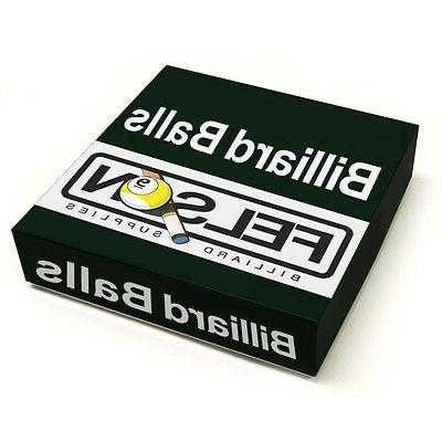 Felson Billiards New 16 Pool Billiard Ball