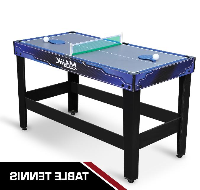 Pool Table 4-in-1 54 Tennis Game