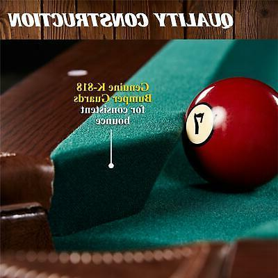 Pool Billiard and Dartboard Set