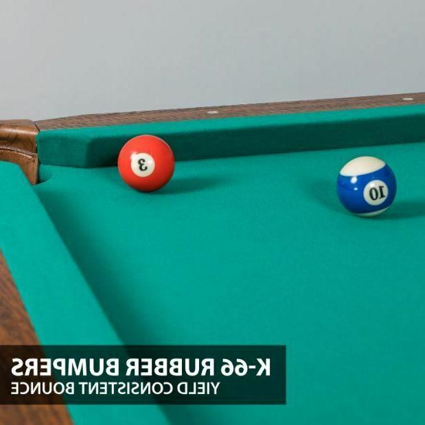 Pool Billiard Table Drop Dining Cue Rack Ball Claw Leg