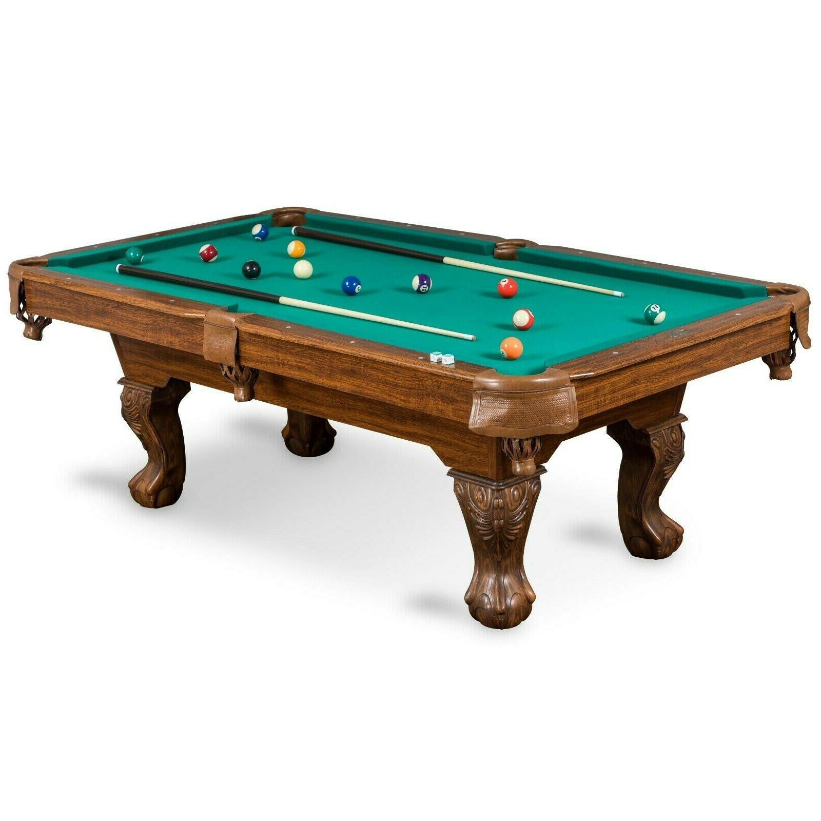 pool table billiards set with all accessories
