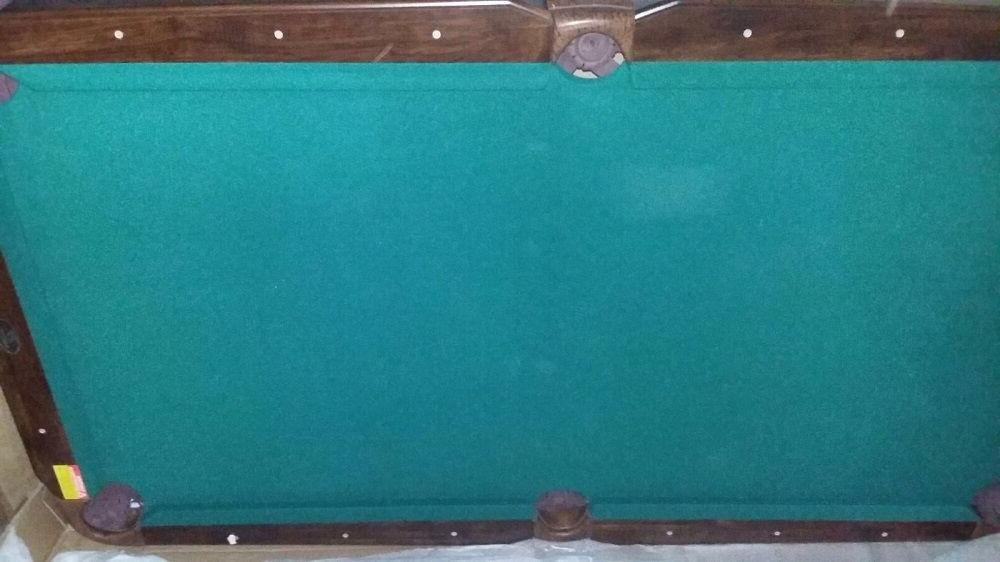 7 Foot Pool Cover Billiards Pool Table