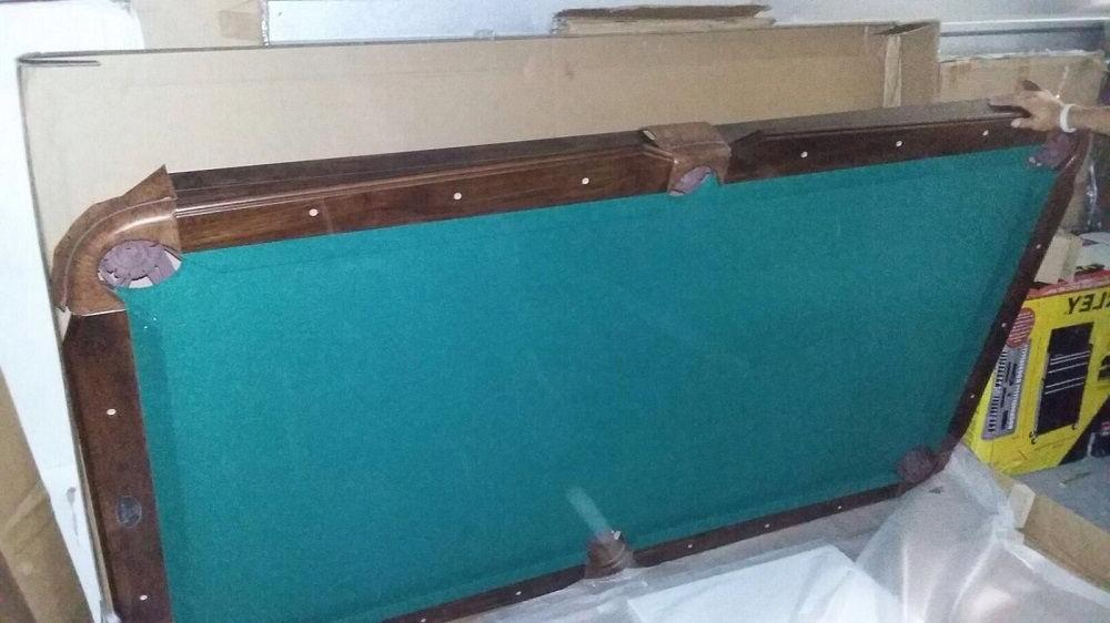 7 Foot Table Cover Billiards Table