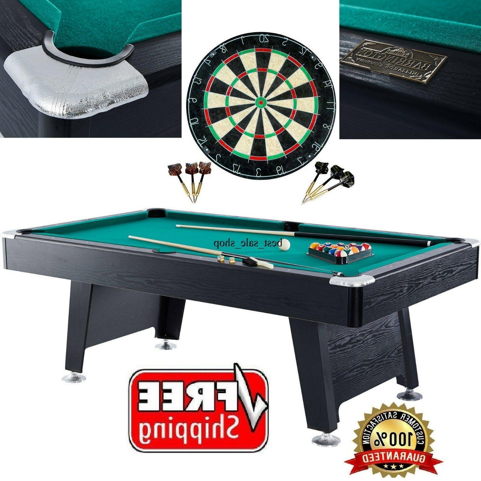 pool table game room 84 inch billiard