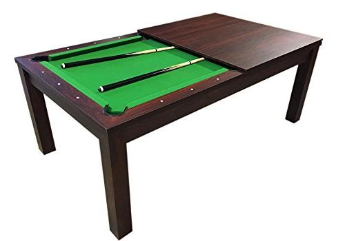 POOL TABLE 7FT 7FT TABLE INCLUDED IN !!