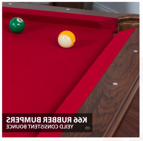Billiard Pool Resistant Room,