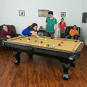 Billiard Resistant Game Room, Green/