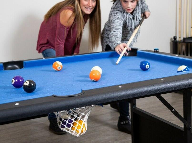 POOL TABLE w/Accessories Game Room