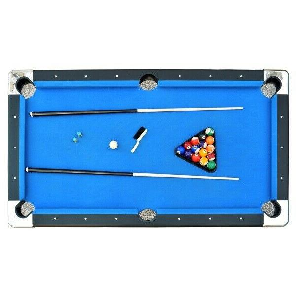 POOL TABLE 6 Foot Folding w/Accessories Game Room
