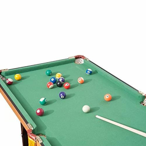 Portable Billiard Pool Game Tables Furniture Balls