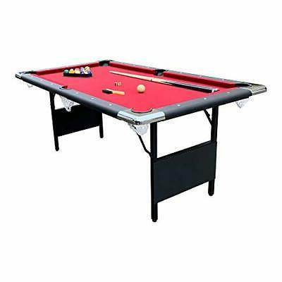 portable pool table 6 ft indoor game