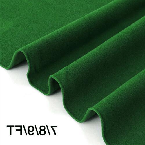 Pool Table Felt - Billiard Cloth - for 7 8 9 Feet Table Choo