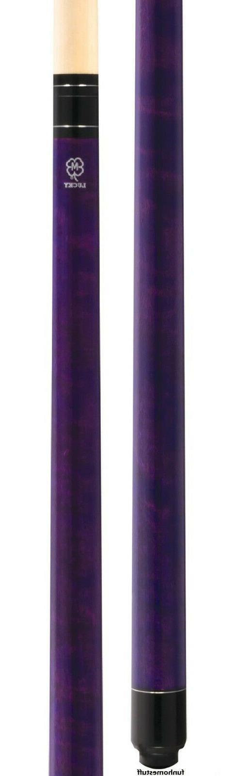 purple lucky l69 maple 58 billiard pool
