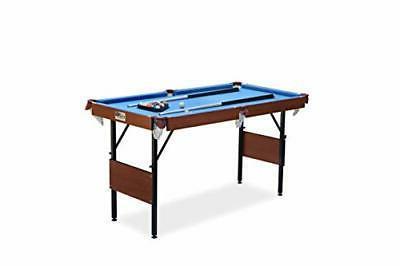 Rack Crux 4.5-Foot Folding Billiard/Pool Table