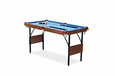 rack crux 4 5 foot folding billiard