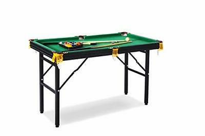 Rack Leo 4-Foot Foldable Billiard/Pool Table