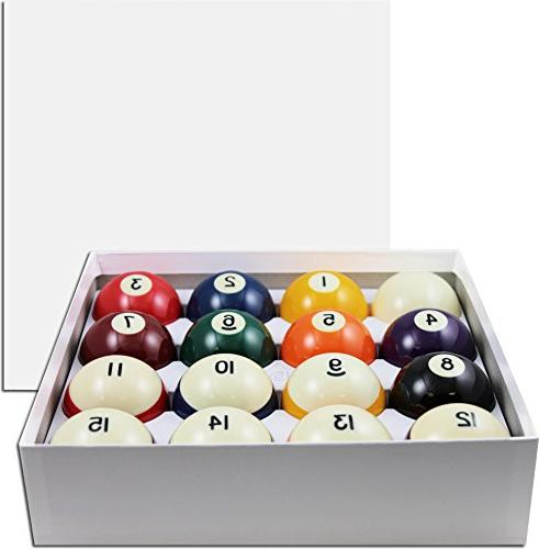 Crown Standard Balls, Complete 16 Ball