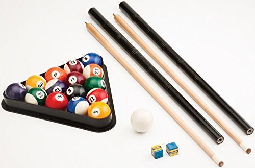 Fat 7.5-Foot Billiard/Pool Game Table